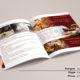 Brochure thực đơn Nhà hàng